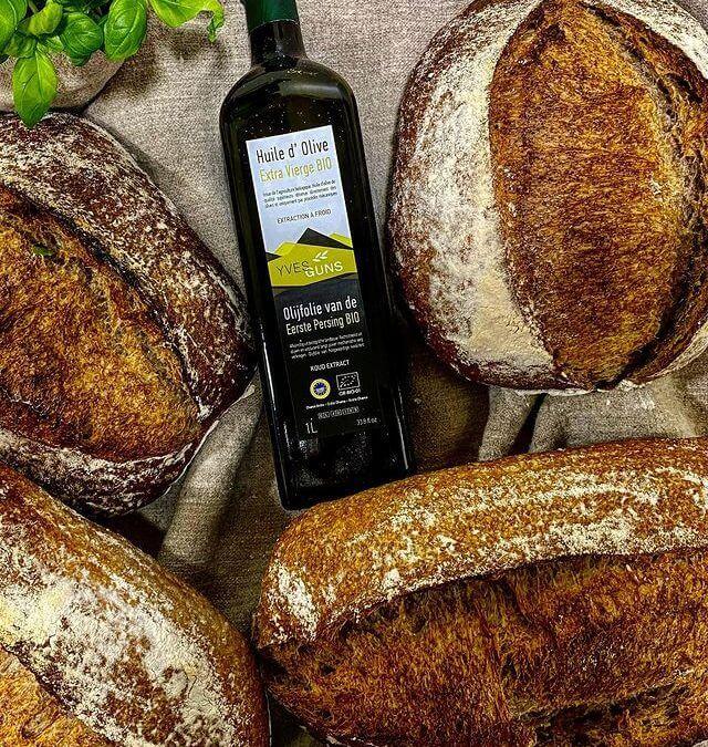 L'huile d'olive Bio Yves Guns